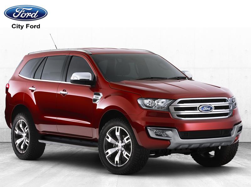 Ford Everest 2019 - dòng xe tiện lợi cho những chuyến dã ngoại