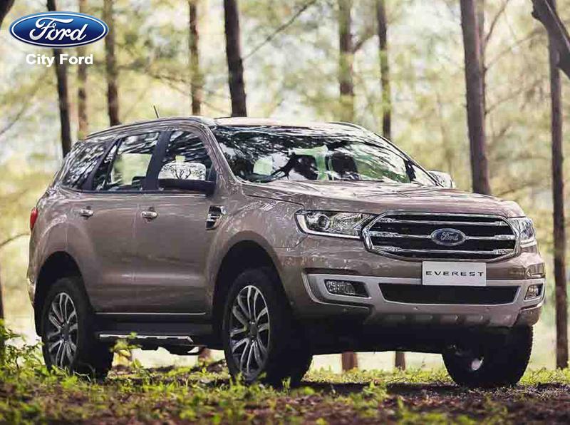 """Ford Everest 2019 là dòng xe đạt tiêu chuẩn an toàn """"5 sao"""" của tổ chức ANCAP"""