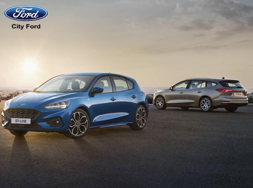 Ford Focus 2019 gây ấn tượng mạnh với diện mạo mới, hoàn thiện hơn người tiền nhiệm