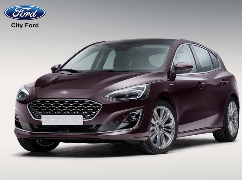 Ford Focus 2019 với những thay đổi hoàn toàn mới