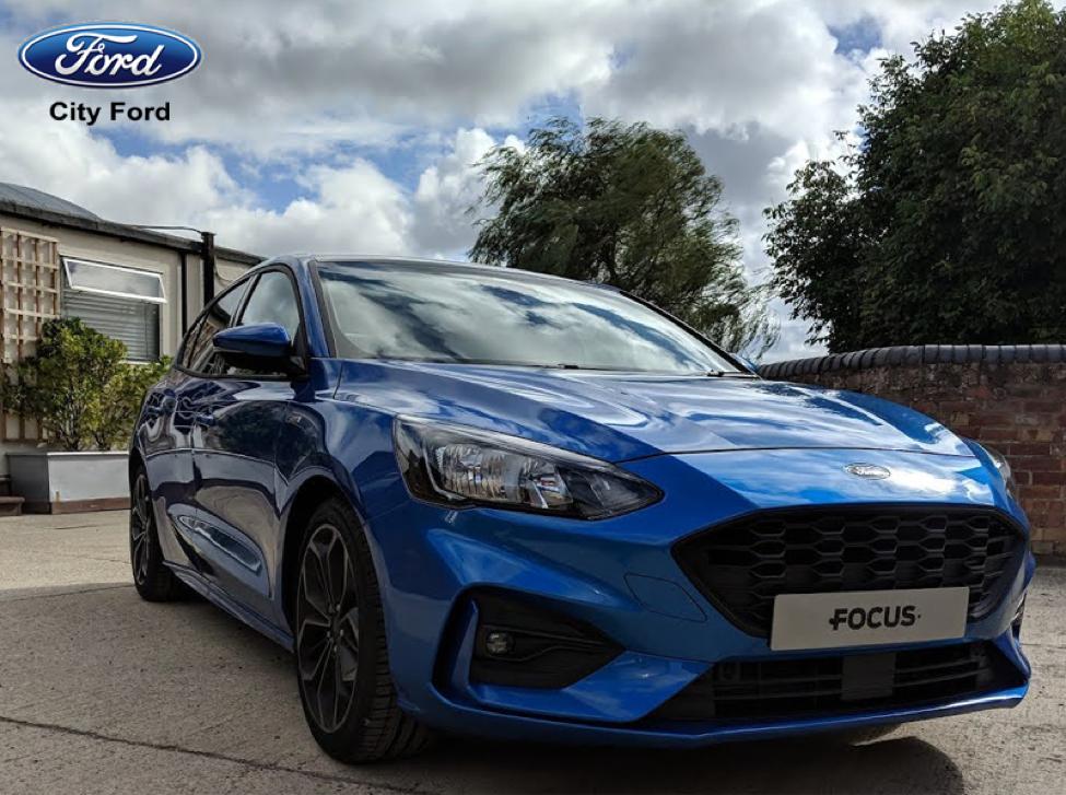 Ford Focus 2019 xứng đáng là dòng xe dẫn đầu phân khúc với thiết kế nổi bật