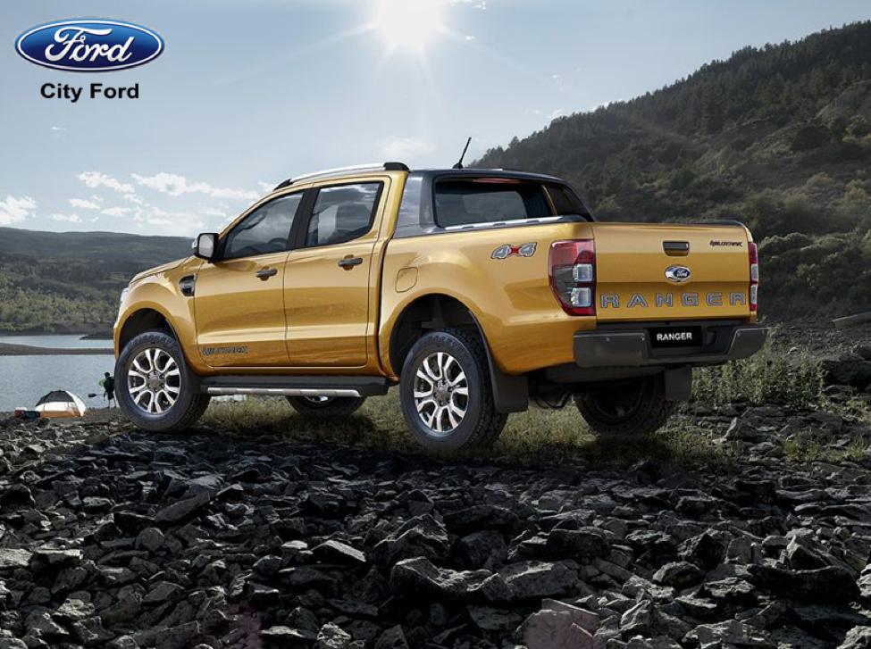 """Ford Ranger 2019 được mệnh danh là """"ông vua của dòng xe bán tải"""""""