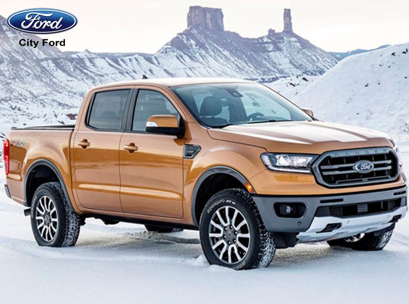 Ford Ranger 2.0L Wildtrak có giá bán từ 840 - 918 triệu tùy phiên bản động cơ