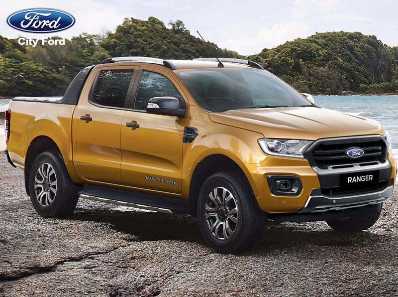 Ford Ranger là vốn được mệnh danh là vua của dòng xe bán tải