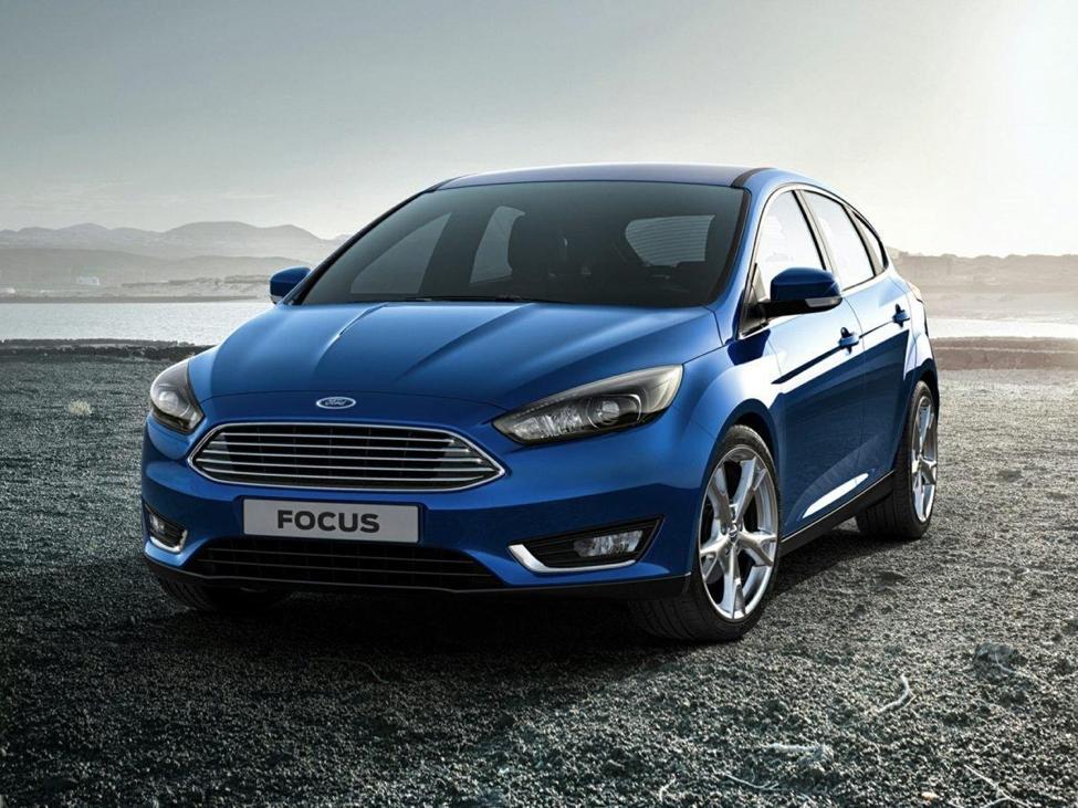 Phiên bản Focus 2018 mang đậm phong cách hãng xe mỹ