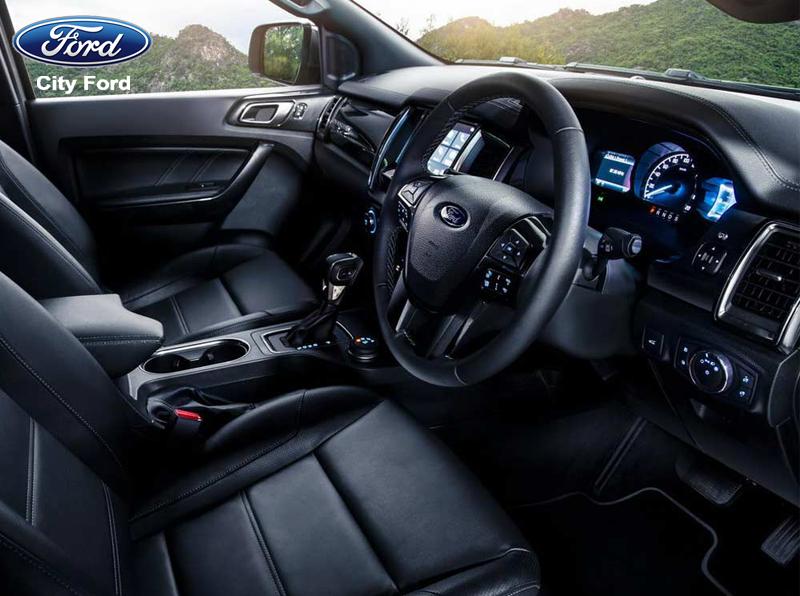Ford Everest 2019 được trang bị hệ thống an toàn tiên tiến