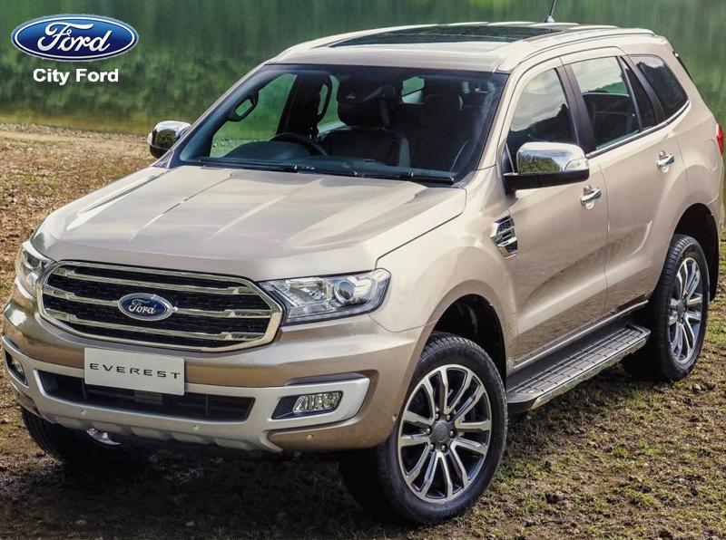 Ford Everest vận hành êm ái cả khi onroad và offroad