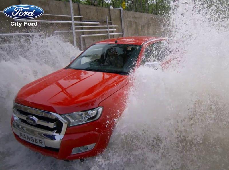 Ford Ranger thắng lợi tại thị trường Việt Nam với khả năng lội nước đỉnh cao