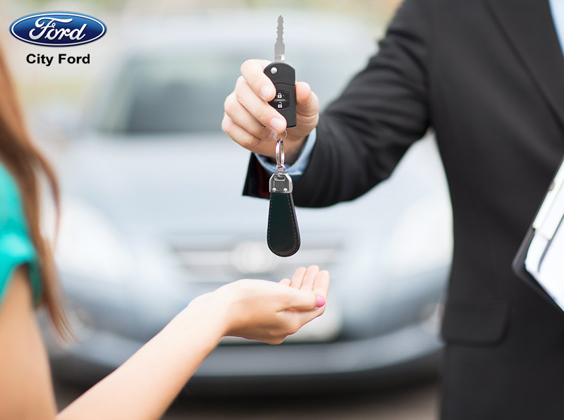 Quy trình mua xe ở CityFord cực kỳ đơn giản