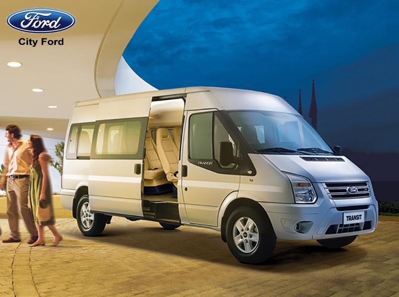 Thuê xe Ford Transit 16 chỗ giúp hành khách tiết kiệm chi phí chuyến đi