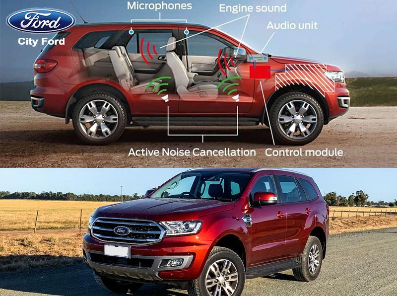 Xe được trang bị hệ thống chống tiếng ồn vượt trội