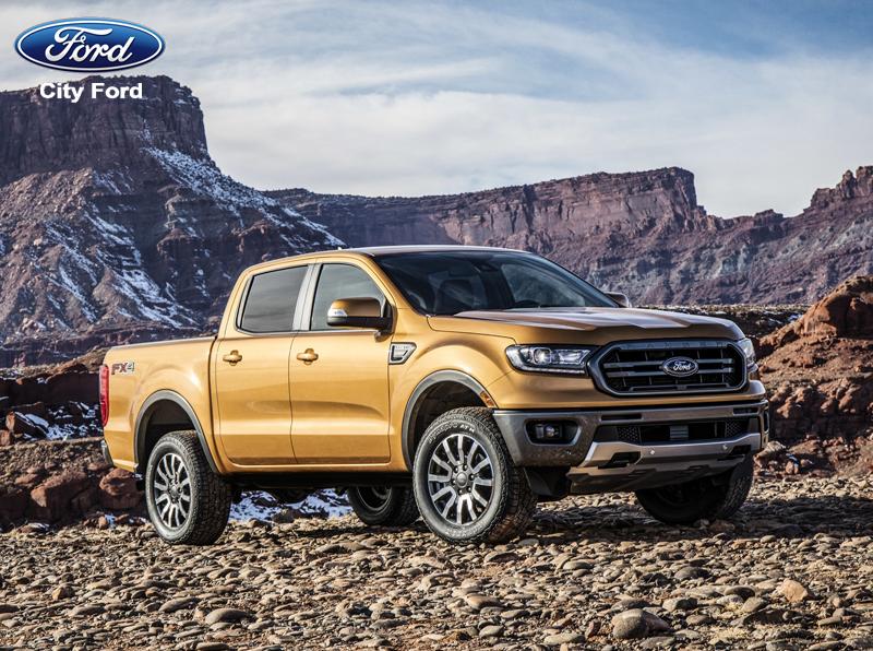 """Dòng xe Ford Ranger """"ông vua"""" bán tải không đối thủ"""