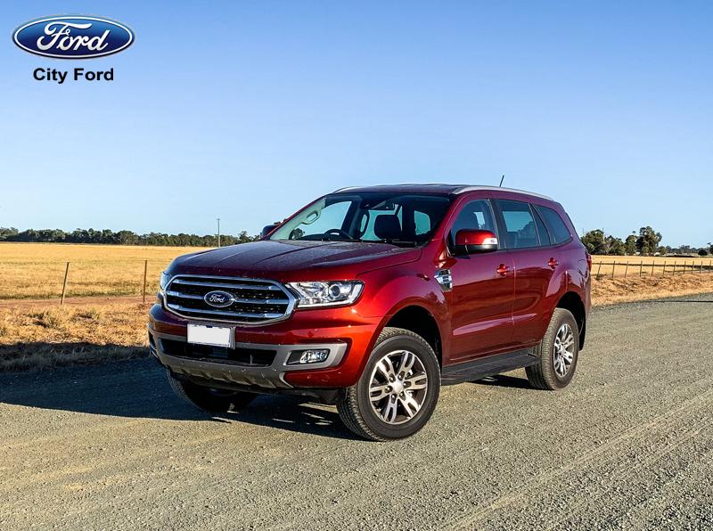 Ford Everest 2019 nổi tiếng với tính năng đảm bảo an toàn nhưng chỉ đúng khi tài xế tỉnh táo