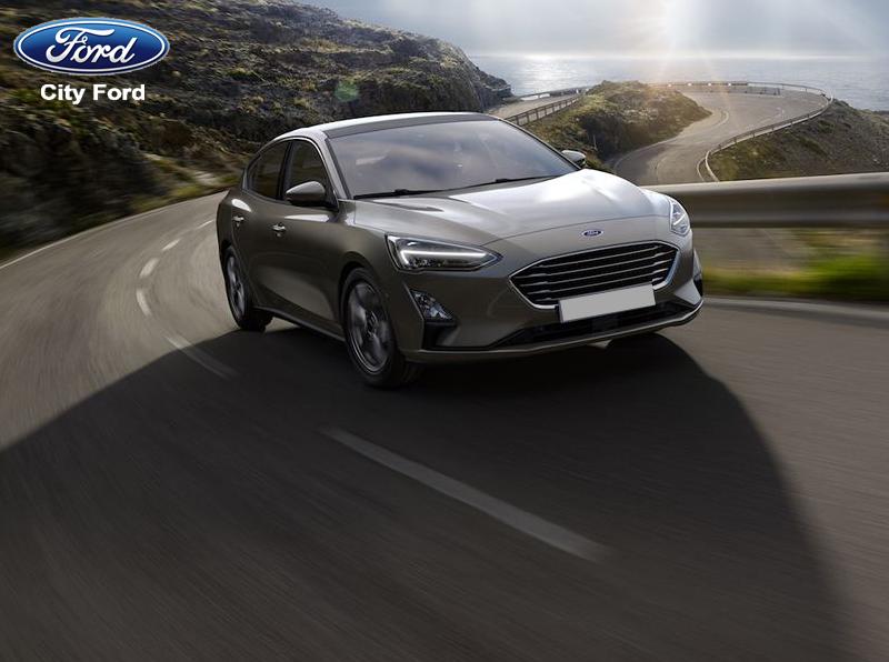 Ford Focus có thiết kế gọn đẹp và phong cách thể thao nổi bật