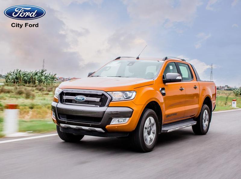Ford của City Ford là thương hiệu nổi tiếng được tin dùng vào chất lượng