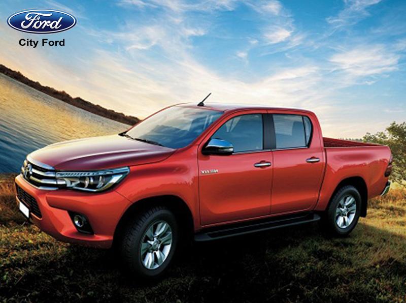 Toyota Hilux bán ra được 349 xe trong tháng 01/2019