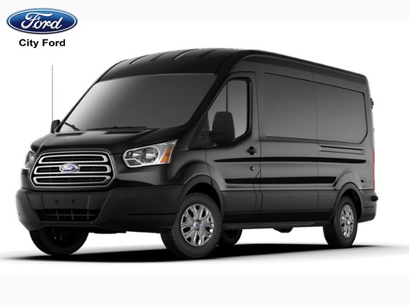 Ford Transit sở hữu hệ thống đèn chiếu xa cực kỳ hiện đại