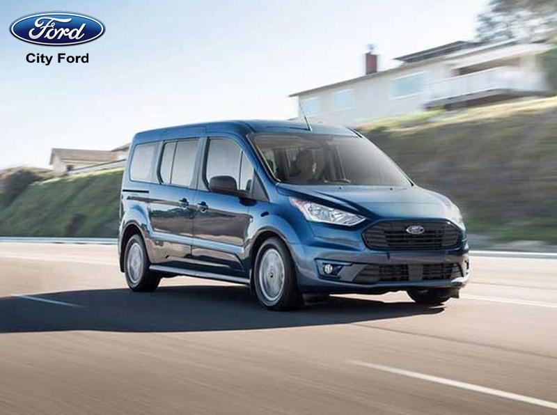 Ford Transit đem lại tự tin cho tài xe mỗi lần đổ dốc