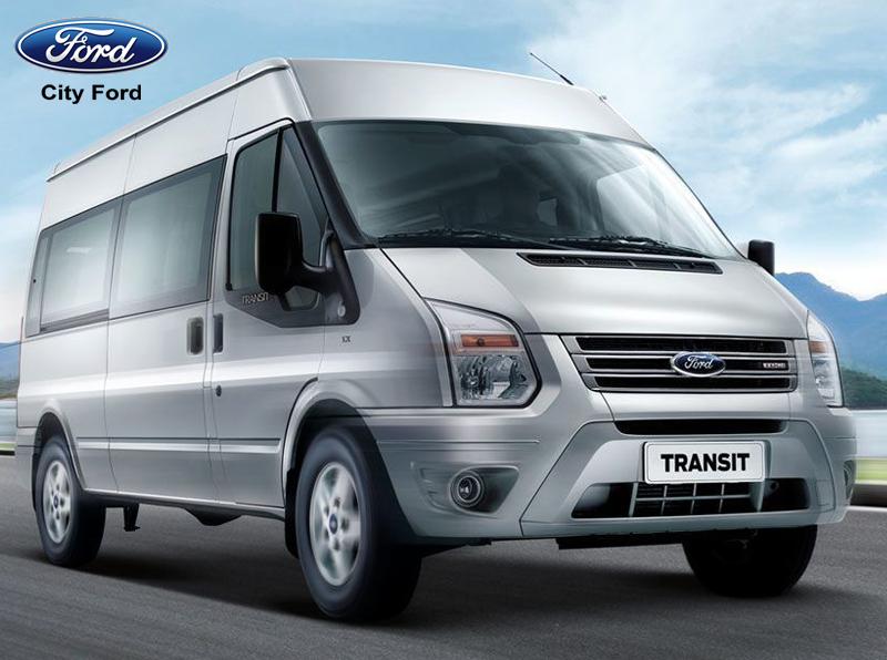 Ford Transit là mẫu xe nổi tiếng bậc nhất trong loại xe 16 chỗ hiện nay