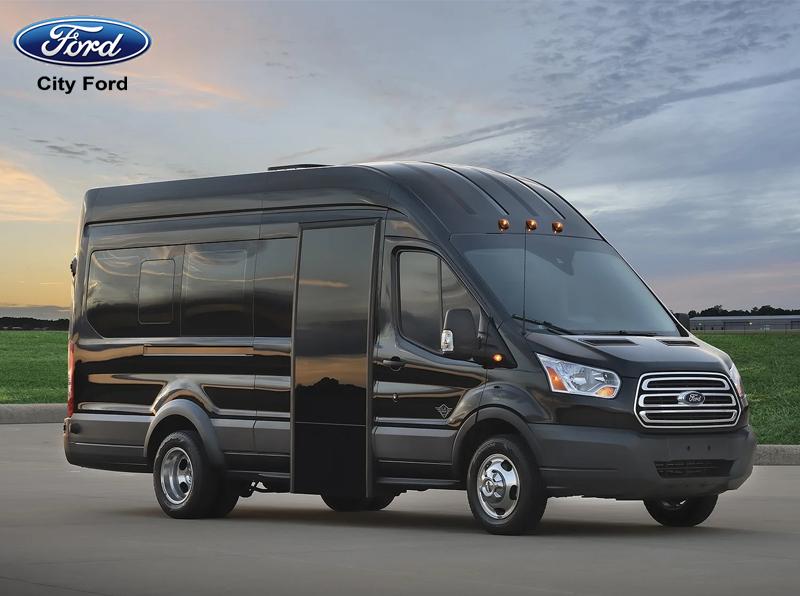 Ford Transit là một trong những mẫu xe bán chạy nhất hiện nay