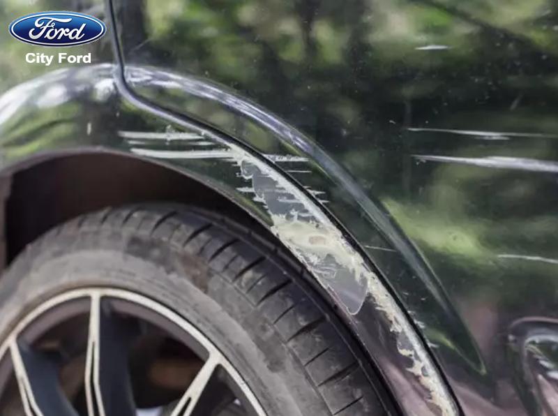 """xe Ford Explorer Platinum 2018 bị trầy xước là vấn đề gây cho tài xế nhiều """"ám ảnh"""""""