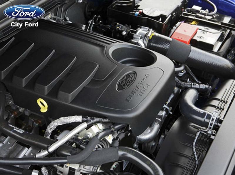 """Hệ thống động cơ """"siêu khỏe khoắn"""" của xe Ford cũ"""