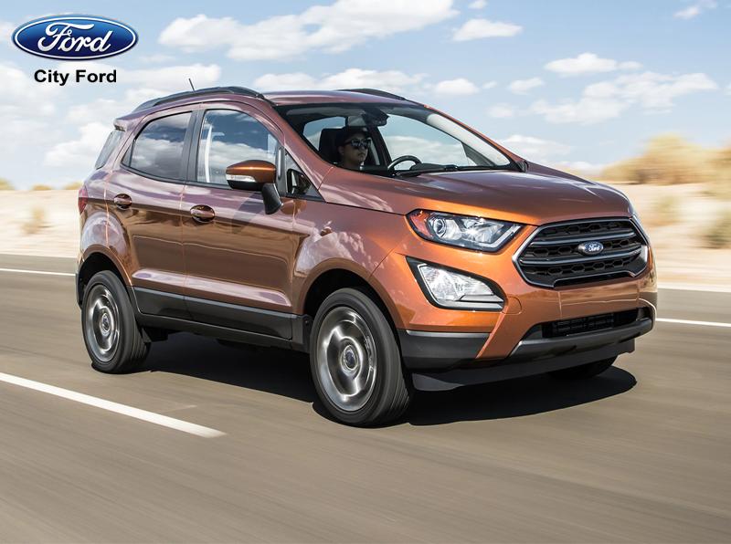Ford Ecosport 2019 là mẫu xe rất được mong chờ hiện nay