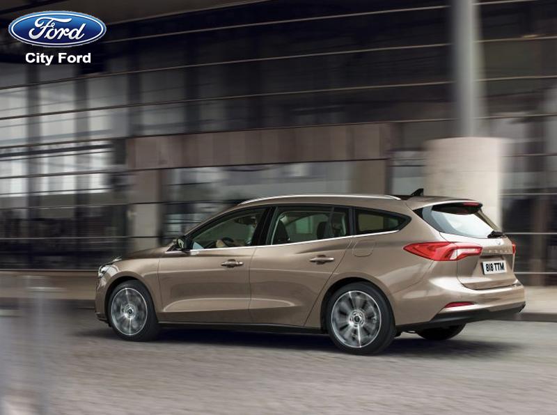 Ford Focus 2019 đem đến một trải nghiệm vô cùng tuyệt vời