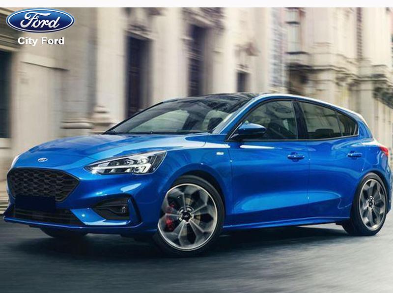 Ford Focus 2019 sở hữu thiết kế đẹp mắt vô cùng ấn tượng