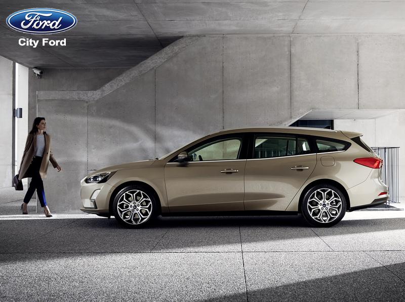 Ford Focus Titanium 2019 có nhiều cải tiến đầy mới mẻ